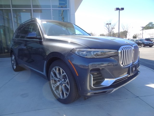 New 2019 BMW X7 xDrive50i
