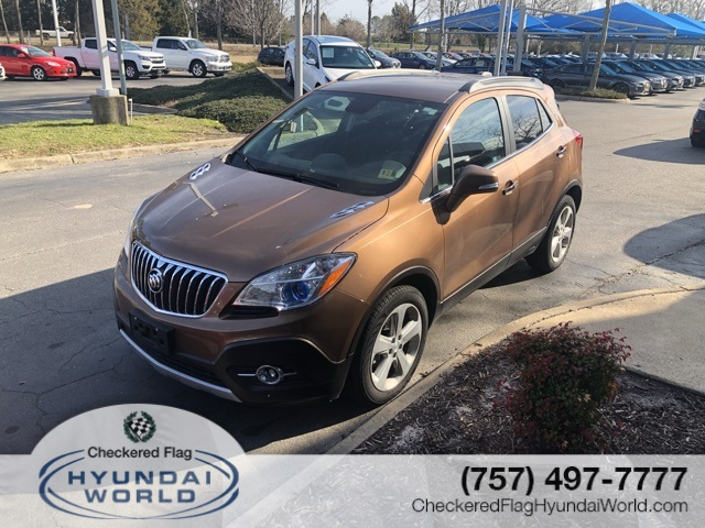 Pre Owned 2016 Buick Encore Convenience
