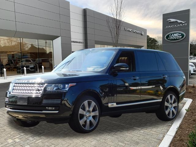 Pre-Owned 2017 Land Rover Range Rover 5.0L V8 Supercharged Autobiography