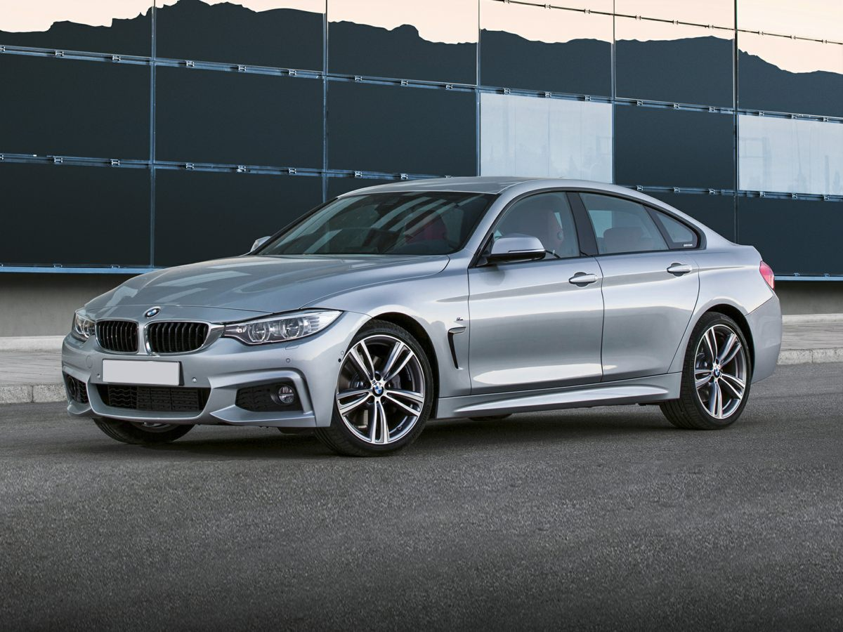 Pre-Owned 2017 BMW 4 Series 440i xDrive Gran Coupe