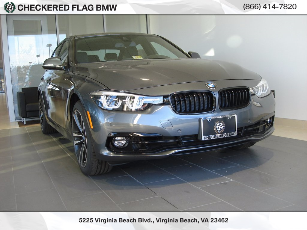 Certified Pre-Owned 2018 BMW 3 Series 340i