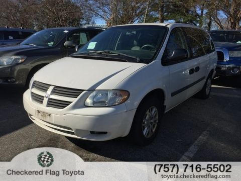 Pre-Owned 2007 Dodge Grand Caravan SE