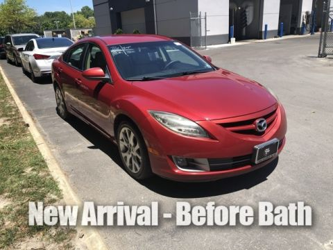 Pre-Owned 2009 Mazda6 s Touring