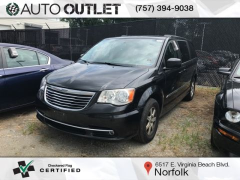 Pre-Owned 2012 Chrysler Town & Country Touring-L