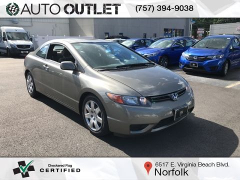 Pre-Owned 2007 Honda Civic LX